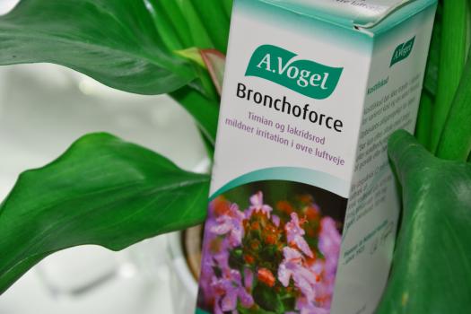naturmiddel mod hoste
