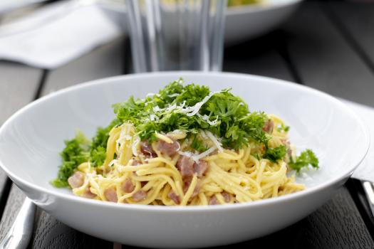 Recipe Spaghetti Carbonara Moniamagdalena