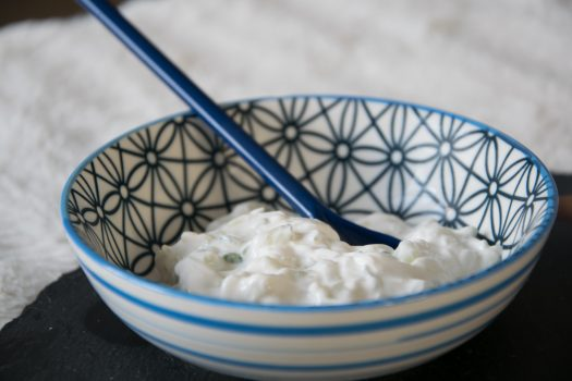 you tube how to make greek yoghurt dressing or dip